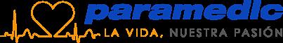 logo paramedic con slogan